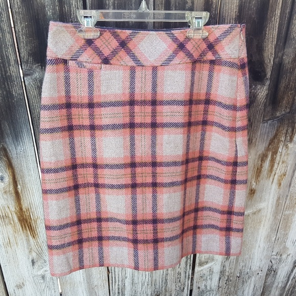240479f361 L.L. Bean Skirts | Nwot Ll Bean Wool Skirt | Poshmark